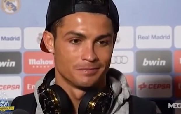 """BLOG: """"Capa no dia seguinte"""": Cristiano Ronaldo, sobre ser tão citado por Piqué e Alves"""