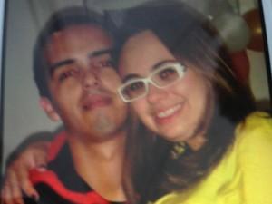Sobrinha de Beto Neves, Manoela, e o namorado, Rafany, foram mortos (Foto: Isabela Marinho / G1 / Reprodução)