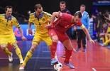 Com gol no estouro do cronômetro, Sérvia bate Ucrânia e avança (Divulgação/Sportsfile)
