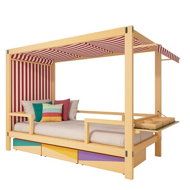 viscondesconde-cama-tenda (Foto: Divulgação)