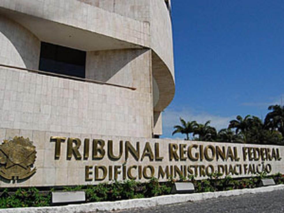 Resultado de imagem para fotos Tribunal Regional Federal ceara