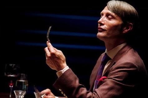 Mads Mikkelsen em cena de 'Hannibal' (Foto: Divulgação)