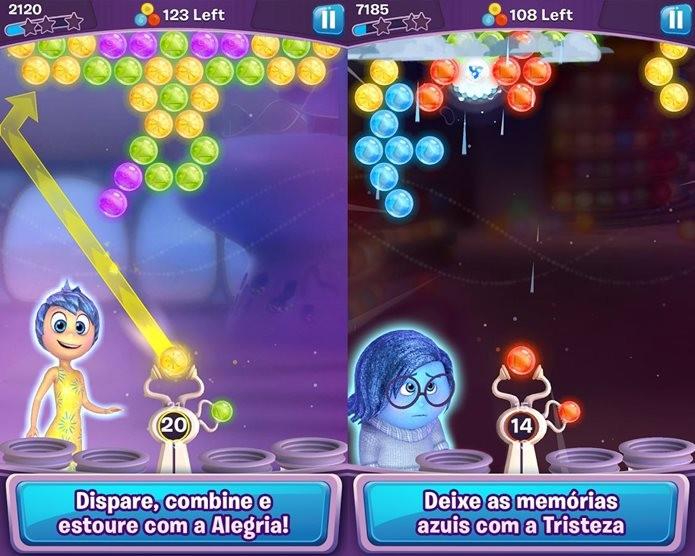 Game simples e despretencioso é um dos mais divertidos de 2015 (Foto: Divulgação / Disney)