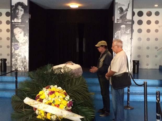 Cantora Marlene morreu aos 91 anos nesta sexta-feira (13) (Foto: Guilherme Brito/G1)