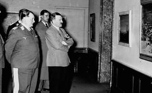 Reprodução/ The Degenerate Art Exhibition – when Hitler Declared War on Modern Art