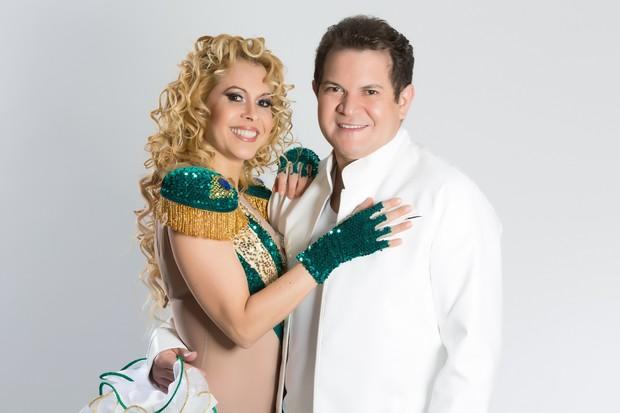 Joelma e Chimbinha (Foto: Agatha Santos / divulgação)