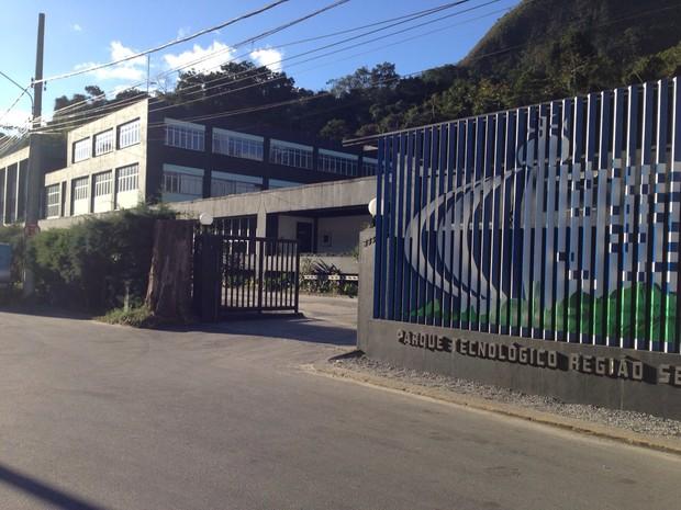 Prédio do Parque Tecnológico em Petrópolis (Foto: Divulgação/Info4/Roberta Müller)