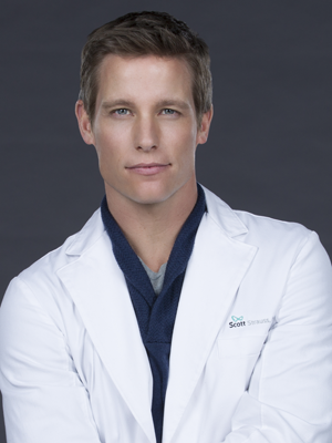 Dr. Scott Strauss (Ward Horton) (Foto: Universal Channel)