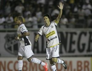 Ceará x Ponte Preta pela sétima rodada da Série B, no Domingão (Foto: Kiko Silva/ Agência Diário)