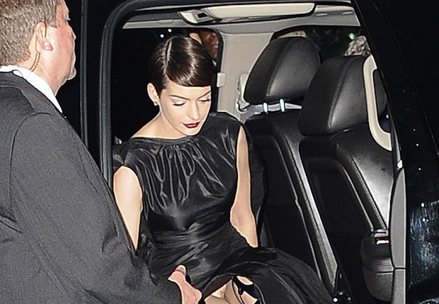 Anne Hathaway (Foto: Splash News)