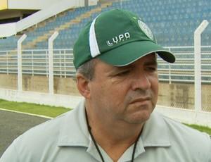 Vadão, técnico do Guarani (Foto: Reprodução/ EPTV)
