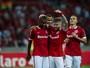 Sem convencer, Inter bate o Avenida e confirma a quarta vitória consecutiva