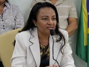 Vice-governadora Dora Nascimento é a pré-candidata do PT ao Senado (Foto: Sal Lima/Agência Amapá)