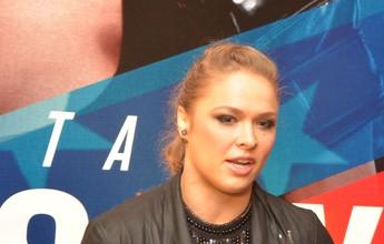 Ronda Rousey será estrela em versão para cinema de sua autobiografia