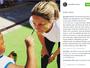 Fernanda Gentil faz post reflexivo após anunciar separação