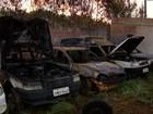 Corpo de Bombeiros registra dois incêndios em Palmas