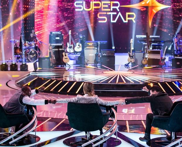 Jurados Superpasse 1 bastidor (Foto: Isabella Pinheiro/Gshow)