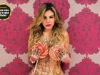 Liziane Gutierrez prepara polêmica e fala de nu no carnaval: 'Doce nudez'