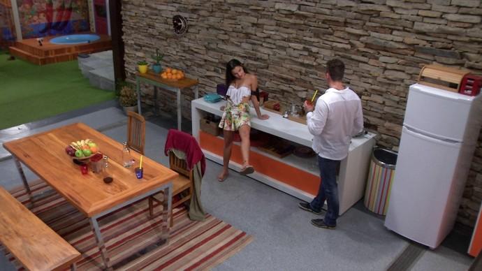 Emilly (Foto: TV Globo)