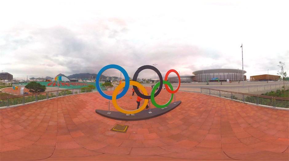 Olimpíadas 2016 (Foto: Uview360)