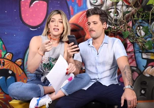 Giovanna Ewbank e Bruno Gagliasso (Foto: Reprodução/Youtube)