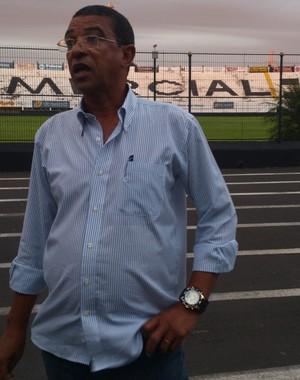 Tim, gerente de futebol do Comercial (Foto: João Fagiolo)