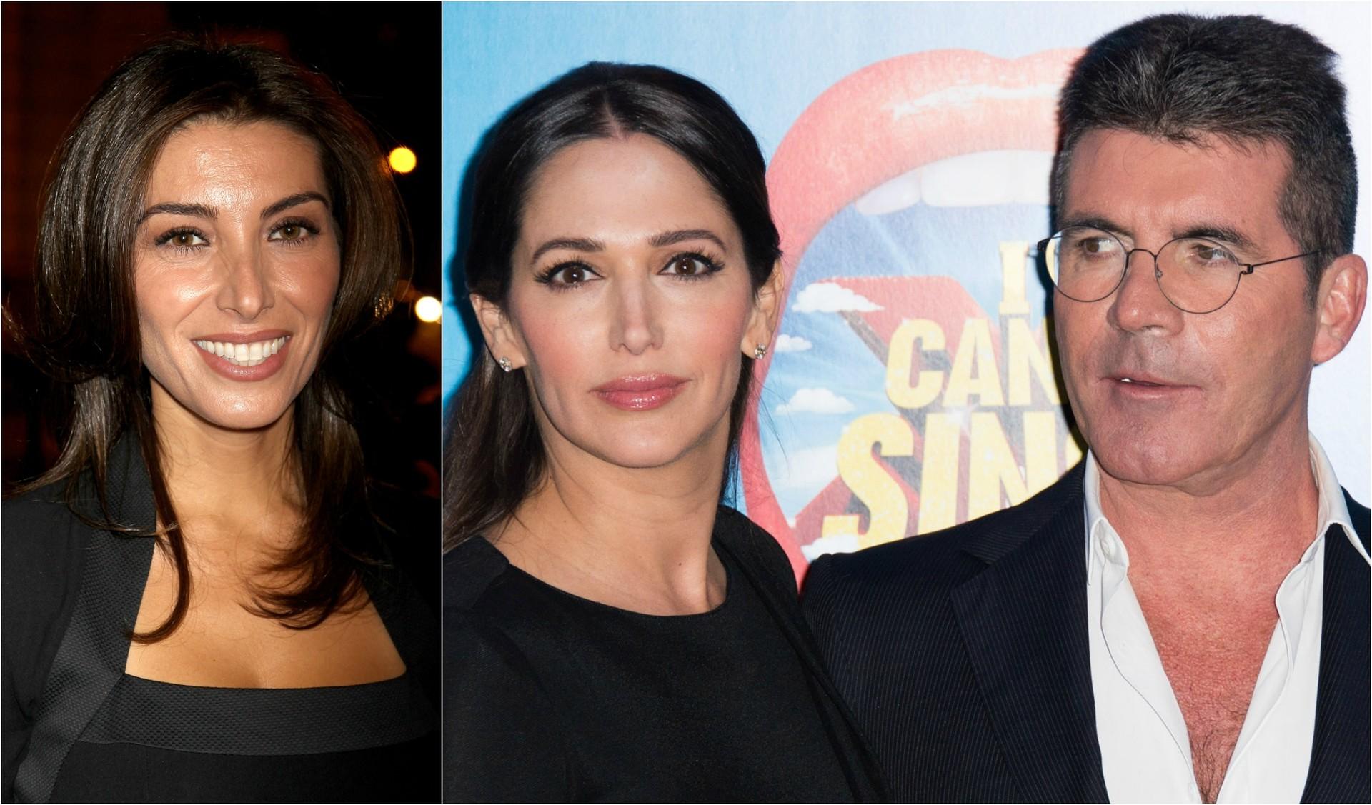 Simon Cowell tem até um filho com sua atual companheira, Lauren Silverman. A moça é a cara da ex do jurado de shows de calouros, Mezhgan Hussainy. (Foto: Getty Images)