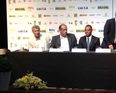 Carlos Alberto Cafu Curitiba (Foto: Gabriel Hamilko)