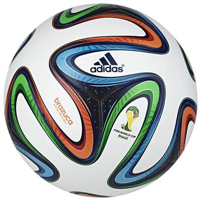 eab42ab202 Brazuca  a bola da Copa do Mundo (Foto  Divulgação Adidas)