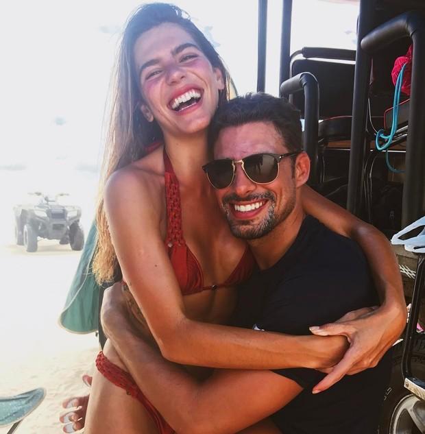 Mariana Godfarb e Cauã Reymond (Foto: Reprodução / Instagram)