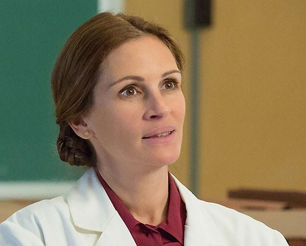 Com papel desprovido de vaidade, Julia Roberts recebe indicação ao Emmy pelo filme 'The Normal Heart'