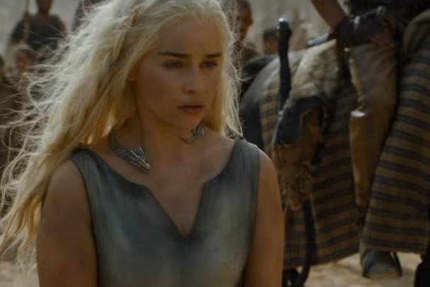 """Cena de """"Game of Thrones"""" (Foto: Reprodução)"""