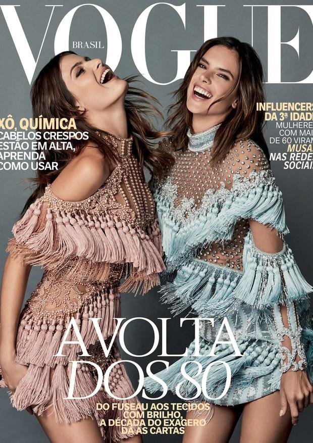Vogue de outubro (Foto: Divulgação)