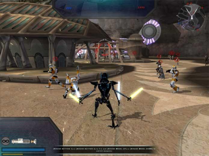 Grievous Revenge vem com mais história em Battlefront 2 (Foto: Reprodução/ModDB)
