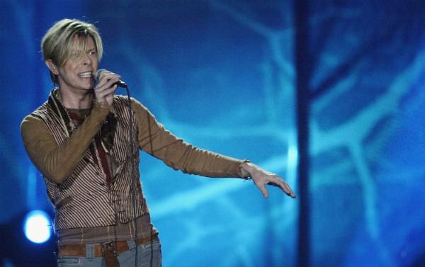 David Bowie durante uma apresentação em 2011 (Foto: Getty Images)