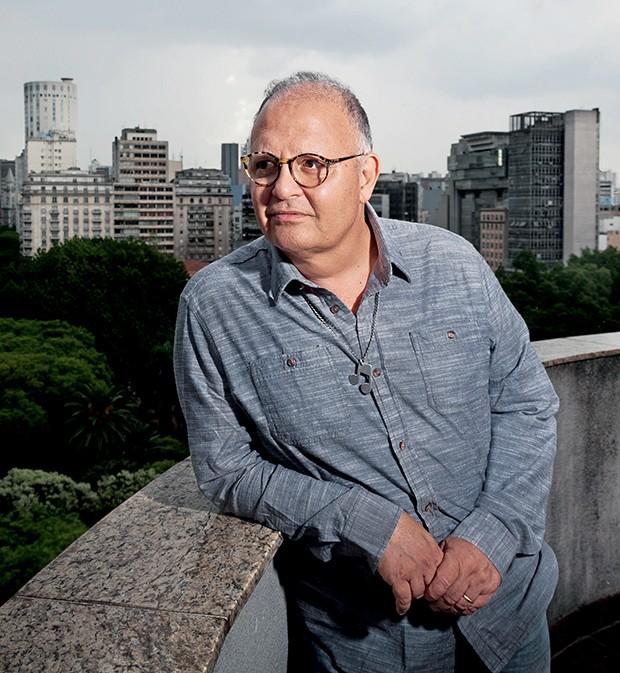 Guilherme Arantes em São Paulo: cidade onde nasceu e cresceu  (Foto:   )