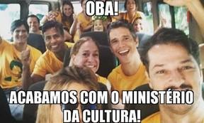 Marcelo Serrado é alvo de memes (Foto: Reprodução)