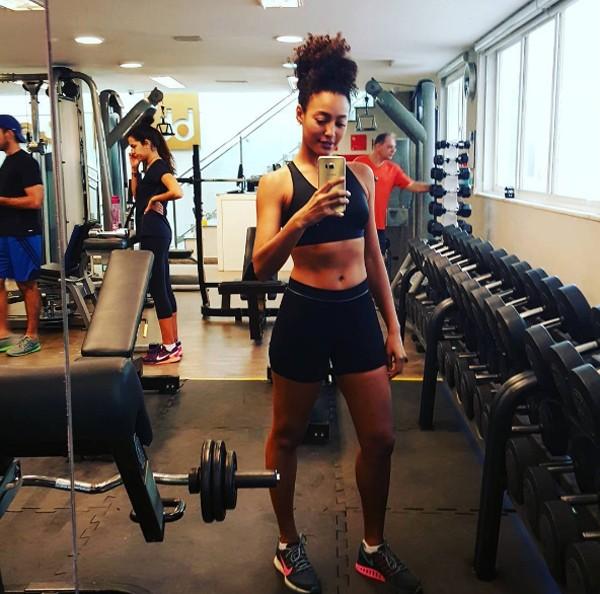 Sharon Menezes (Foto: Reprodução / Instagram)