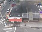 Incêndio em restaurante deixa feridos, em Vila Velha, ES