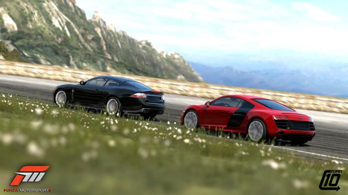 Forza 3 chegou perto de 5 milhões de cópias no Xbox 360 (Foto: Divulgação/Turn10)