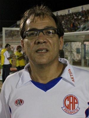 Nilso Moreira (Foto: Silas Reche / C.A. Penapolense)