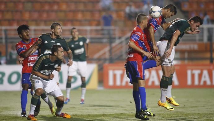 Palmeiras x Vilhena (Foto: Marcos Ribolli/GloboEsporte.com)