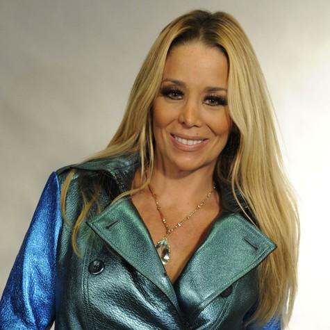 Danielle Winits, a Amarylis de 'Amor à vida' (Foto: Estevam Avellar/TV Globo)