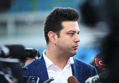 Ministro do Esporte Leonardo Picciani (Foto: Roberto Castro / ME)