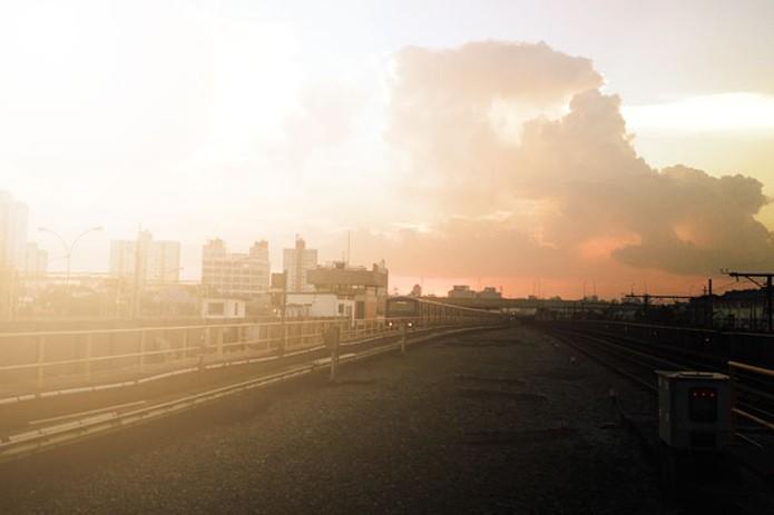 Como manipular a luz solar em fotos no Photoshop (Foto: Reprodução/André Sugai)