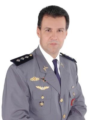 Capitão Augusto Rosa (Foto: Divulgação PMB)