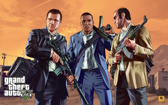GTA 5 aparece como uma das grandes ofertas da Black Friday do Hype (Foto: Divulgação/Rockstar)