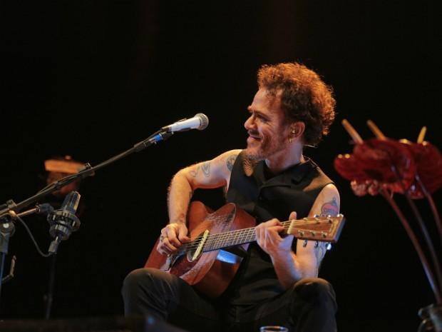 Nando Reis faz dois shows em voz e violão no Teatro Castro Alves (Foto: Divulgação)
