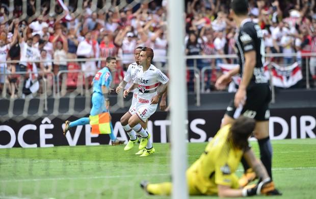 BLOG: O time de Dorival jogou como Rogério Ceni planejava