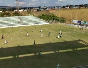 Mamoré x Nacional de Uberaba, Estádio Bernardo Rubinger de Queiroz, Copa Regional sub-20 (Foto: Paulo Barbosa)